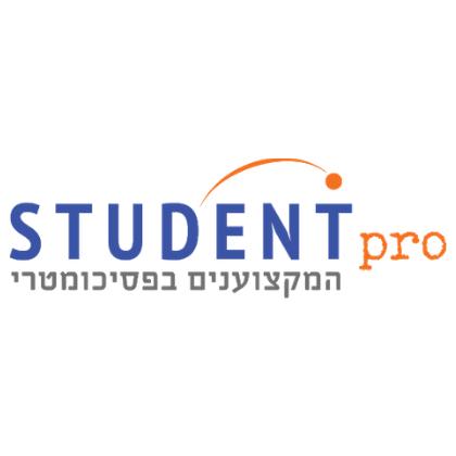 Student – המרכז ללימודי פסיכומטרי